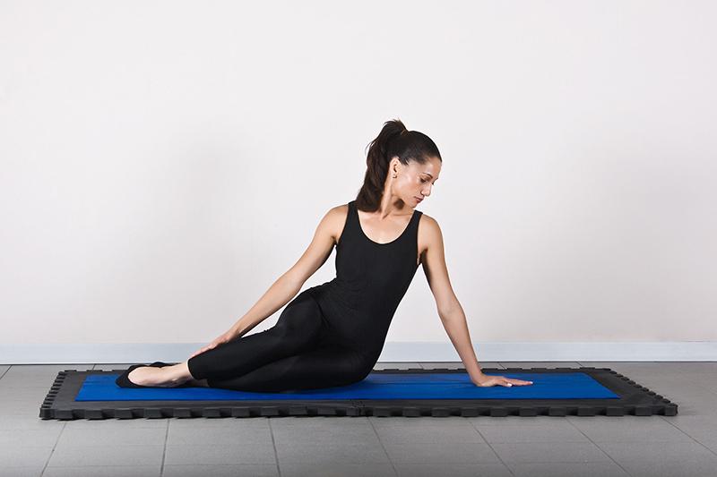 pilates model